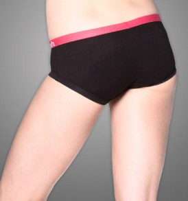 Guyleg – single pack – black/pink