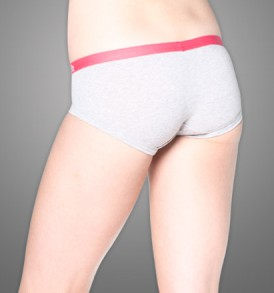 Guyleg – single pack – grey/pink
