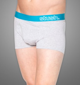 Mens Underwear Flyfront Trunk