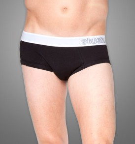 Mens Underwear Fitted Brief